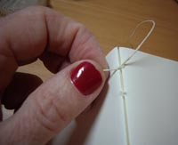 bookbinding-sewing-knot
