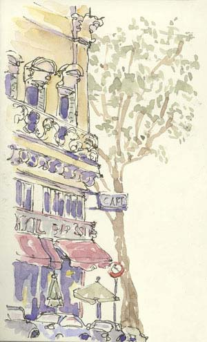 paris-street-sketch
