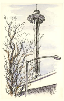 sketch_seattle_space_needle