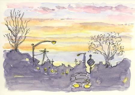 sketch_berkeley_sunset