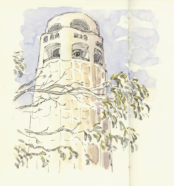 sketch_coit_tower