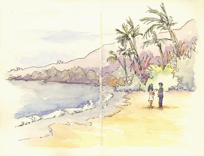 Hawaii Sketchbook Sketching And Sketchbooks