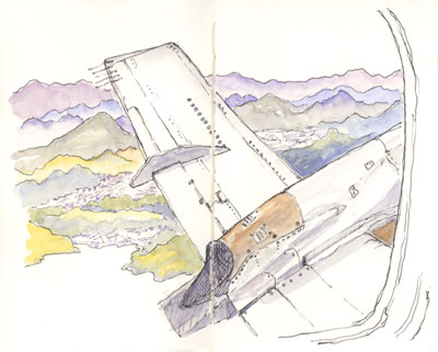 sketch_marin_airplane_view