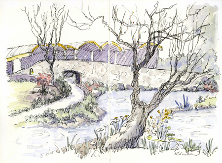 sketch_chandon_winery