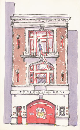 sketch_fire_station