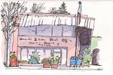 sketch_north_berkeley_post_office